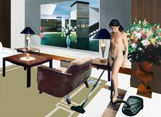 Richard Hamilton - Tate Modern - Stijlmeisje - Fashion Blog