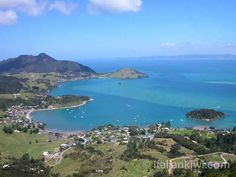 Whangarei Heads, Northland, New Zealand