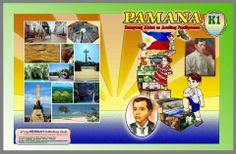 Ang PAMANA ay batayang aklat sa Araling Panlipunan para sa mga mag-aaral ng K-1 at K-2. Baseball Cards, Sports, Products, Decor, Hs Sports, Decoration, Decorating, Sport, Gadget