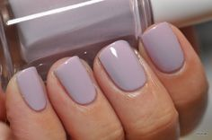 essie: St. Lucia Lilac...would like this because St. Lucia is where my family is from! :)