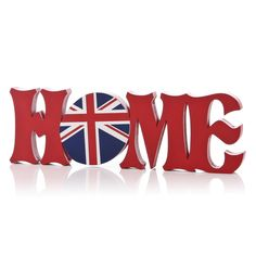 Vintage Retro Large Union Jack Red White Blue Wooden Home Decor Sign Gift Plaque. - Home Decor Ideas Wood Home Decor, Home Decor Signs, Retro Home Decor, Room Decor, British Themed Rooms, British Home Decor, Country Interior Design, Travel Crafts, Union Flags