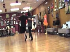 1st Cha-Cha Practice (continue...)