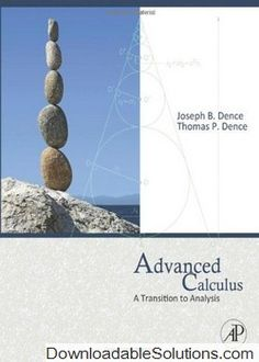 22 best solution manual download 12 images on pinterest manual solution manual for advanced calculus a transition to analysis by thomas p dence and joseph b dence solutions manual and test bank for textbooks fandeluxe Gallery
