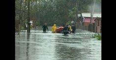 Chuva e granizo afetam mais de 56 mil pessoas no RS, diz Defesa Civil
