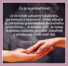 PŘÁTELSTVÍ Holding Hands, Hand In Hand