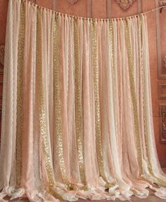 Blush pink white Lace fabric Gold Sparkle photobooth backdrop Wedding ceremony stage,birthday,baby shower backdrop party curtain nursery in 2020 Gold Sparkle, Pink And Gold, Pink White, Sparkle Wedding, White Beige, Wedding White, Gold Lace, Sparkle Party, Tela