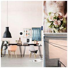 WABI SABI Scandinavia - Design, Art and DIY.: Soft pastel color combos still going strong