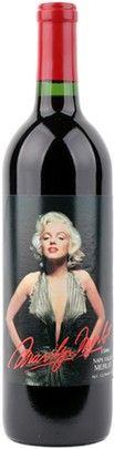 1986 Marilyn Merlot Wine - $2750. Ummm someone buy this for me?!