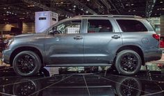 the 2018 toyota sequoia is geared up to be larger and even more