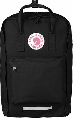 Shop a great selection of Fjallraven - Kanken Laptop Backpack Everyday, Dahlia. Find new offer and Similar products for Fjallraven - Kanken Laptop Backpack Everyday, Dahlia. Mochila Kanken, Fjällräven Kanken, Laptop Rucksack, Laptop Bag, Computer Bags, Laptop Computers, Mini Backpack, Black Backpack, Nylons