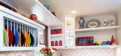 How to Decorate Above Kitchen Cabinets — Ideas for Decorating Over Kitchen Cabinets — Eat Well 101