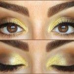 Best Beauty Gid » Макияж для близко посаженных глаз