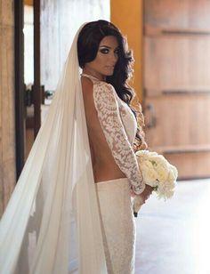 Natalie Coyle Wedding Dress