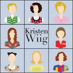 How Kristen Wiig Made Me Cry