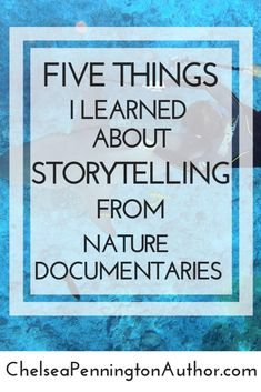 5 Things I Learned About Storytelling from Nature Documentaries Writing Corner, Writing A Book, Writing Ideas, Writing Outline, Writers Help, Creative Writing Tips, Writing Fantasy, Writing Workshop, Fiction Writing