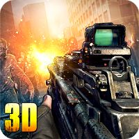 Zombie Frontier 3 Shoot Target 1.86 MOD APK Unlimited Gold  action games