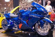 Outrageous Viper GTS Bike