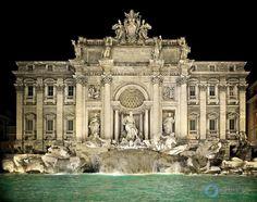 Fontana di Trevi | Roma - Italia - Arteide
