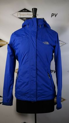 af10b60130 A06646 Women's THE NORTH FACE Triclimate Hooded Snowboard Ski Jacket Size S  #fashion #clothing