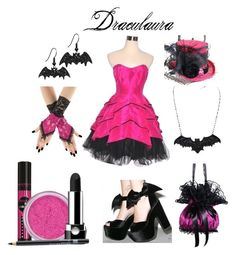Designer Clothes, Shoes & Bags for Women Cosplay Outfits, Cosplay Ideas, Draculaura Costume, Monster High Clothes, Fandom Outfits, Doll Parts, Winx Club, Inspired Outfits, Betsey Johnson