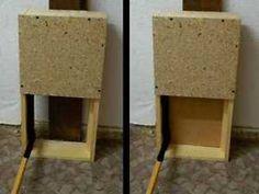 Mechanische-Huehnerklappe-Huehner-oeffnen-selbstaendig-ihren-Stall-Ohne-Strom-Topp