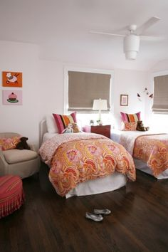 """Benjamin Moore """"pink bliss"""" a non-pink....need to remember this one when my daughter wants pink walls."""