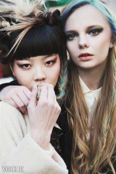 Vogue.it Omotesando Love www.gaetanocartone.com