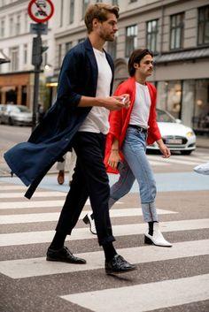 Copenhagen Fashion Week SS18: the strongest street style | British GQ