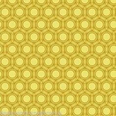 OOP Heirloom Opal Gold - Joel Dewberry - 100% cotton fabric