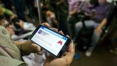Московское Метро откажется от бесплатного Wi-Fi на станциях