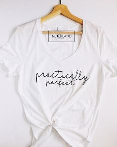 Practically Pefect Mary Poppins Relaxed V neck Tee by NeverlandThreadss on Etsy https://www.etsy.com/listing/493799556/practically-pefect-mary-poppins-relaxed