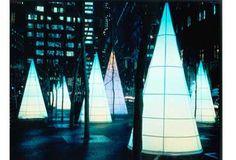 Ken Smith Landscape Architect  「Glowing Topiary Garden」 New York, NY