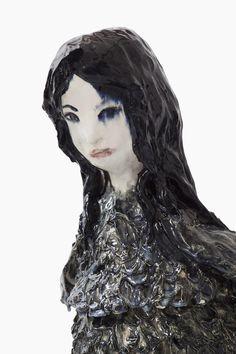 Klara Kristalova — Underworld http://www.weheart.co.uk/2014/03/18/klara-kristalova-underworld/