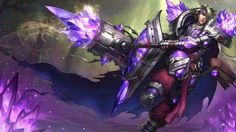 Taric League of Legends Weapon Shield Armor HD 1920×1080