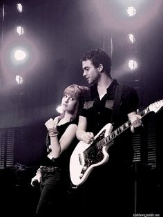 .:.:.:.:.:.Paramore.:.:.:.:.:. The only exception ...and I'm on my way ...