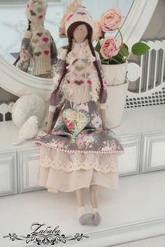 Куклы Тильды ручной работы. Ярмарка Мастеров - ручная работа Кукла Тильда Элен. Handmade.