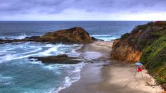 One of my favorite places in the world, Laguna Beach CA especially in the winter when your the only ones there