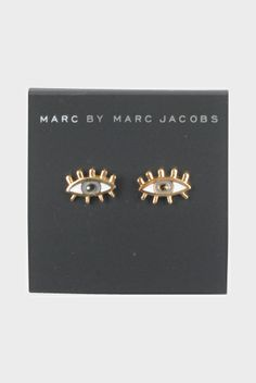 Marc by Marc Jacobs - M0002015 Metal eye studs