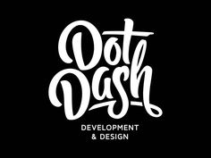 Dot Dash Logotype