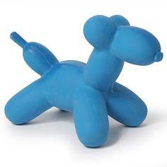 balloon animal squeaker toy