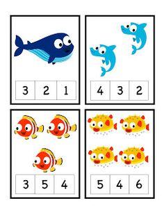Crafts,Actvities and Worksheets for Preschool,Toddler and Kindergarten Free Preschool, Preschool Science, Preschool Printables, Preschool Lessons, Preschool Worksheets, Preschool Learning, Kindergarten Math, Teaching, Ocean Activities
