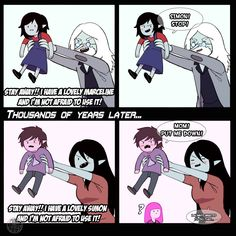 New quotes adventure time happy ideas Adventure Time Fanfiction, Adventure Time Comics, Adventure Time Marceline, Adventure Quotes, Princesse Chewing-gum, Abenteuerzeit Mit Finn Und Jake, Desenhos Cartoon Network, Adveture Time, Marceline And Princess Bubblegum