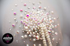 Pearl and swarovski burlesque pasties  https://www.facebook.com/AmbraCreations?fref=photo