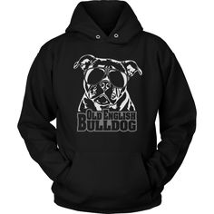 Bornmay.com ~ Products ~ Funny Proud Cool Dog Old English Bulldog Owner Gift T-shirts ~ Shopify