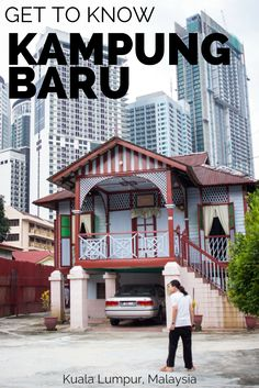 Kampung Baru is the Muslim quarter of Kuala Lumpur. Located in the centre of the city you reach it rather quickly.