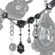 Alchemy Gothic Gothic Punk Rock Jewelry Necklaces Pendants Chokers