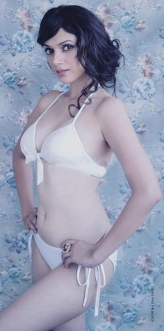 Aditi Rao Hydari in Bikini from Stardust Magazine June 2012. | Bollywood Cleavage