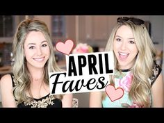 April Favorites: Makeup, Hair, Swimsuit, & Books!