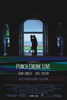 Punch-Drunk Love directed by Paul Thomas Anderson #film #romance #drama #comedy