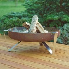 Etna Steel Fire Pit - picnics & barbecues